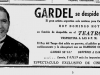 Despedida Gardel 23 junio 1935