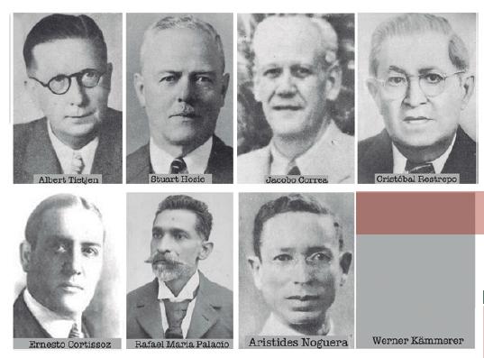 Fundadores SCADTA
