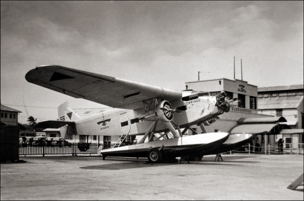 C-66 Cartago Ford Trimotor