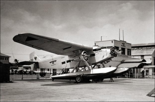 C-66 Cartago Ford Trimotor