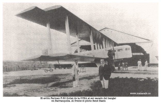 "Farman F.60 Goliath ""Barranquilla"""