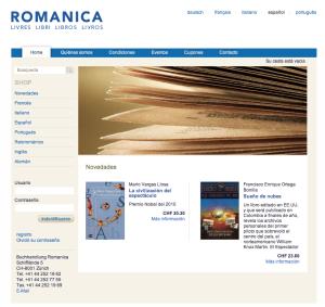 Romanica Libros