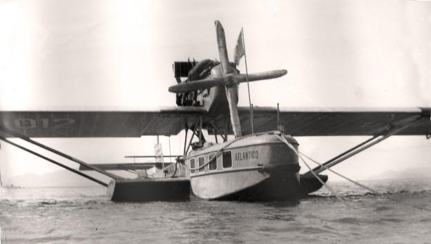 Dornier Wal Atlántico