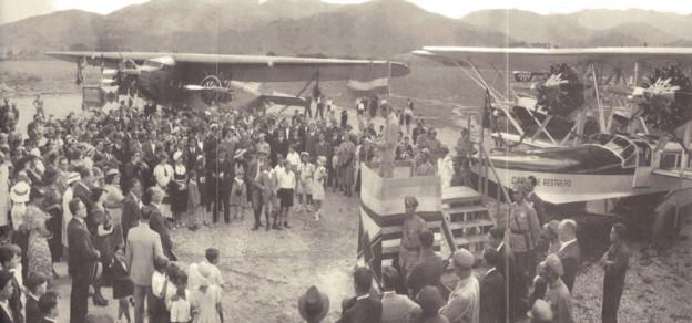 Las Playas Airport  1934