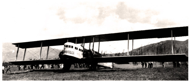 "Farman F60 Goliath ""Barranquilla"""